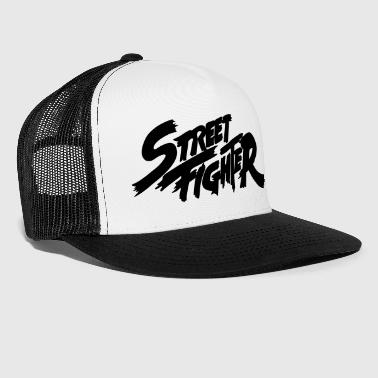 Street Fighter - Trucker Cap