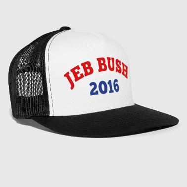 Jeb bush 2016 - Trucker Cap