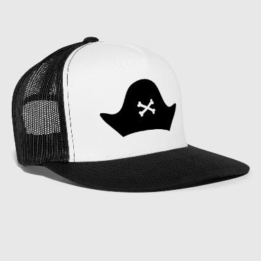 Pirate Cap - Trucker Cap