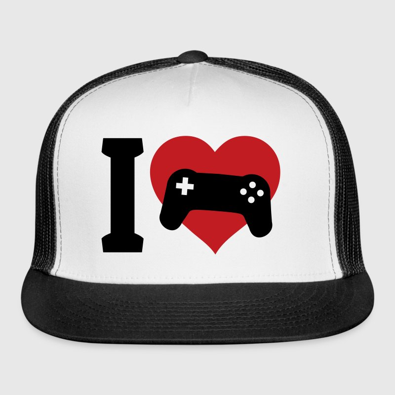 I love Gaming - Trucker Cap