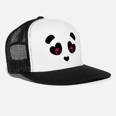 Panda panda transparent - Trucker Cap