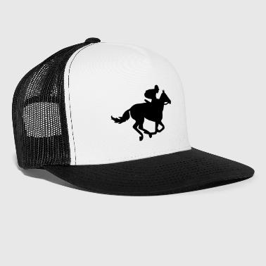Horse Racing - Trucker Cap