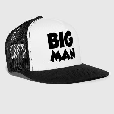 Building Big Man - Trucker Cap