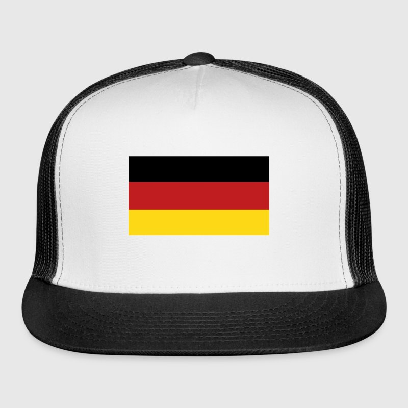 3 Color Flag - Trucker Cap