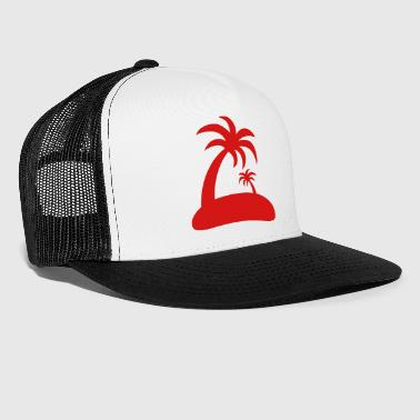 Palm island - Trucker Cap