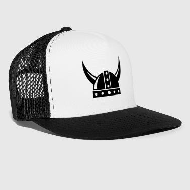 Viking Helmet - Trucker Cap