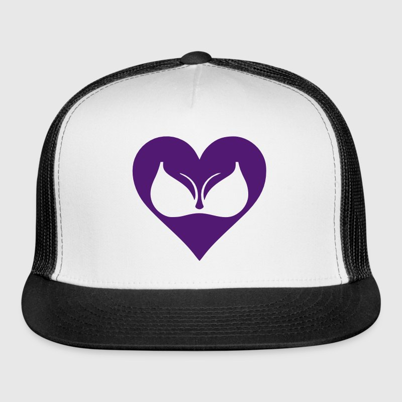 I Love Boobs - Trucker Cap