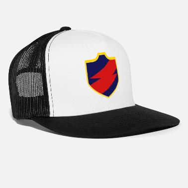 Clash Of Clans Clash With Your Clan 06 - Trucker Cap