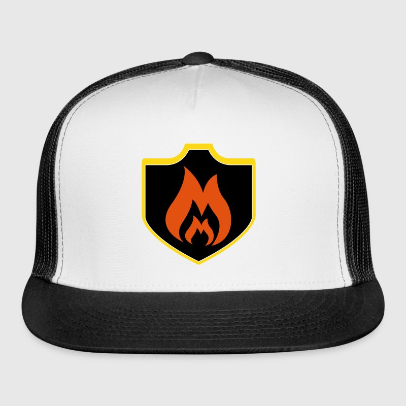Clash With Your Clan  Shield-11 - Trucker Cap