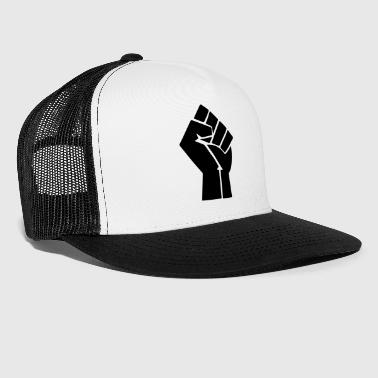 fist up - Trucker Cap