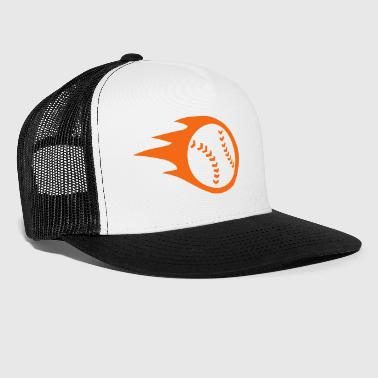 Fastball Baseball Softball - Trucker Cap