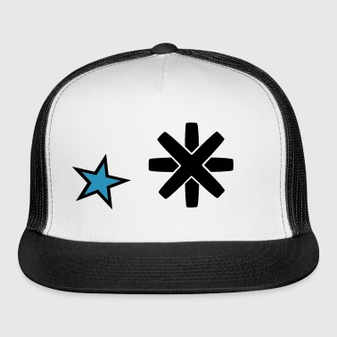 Stars of health 5 - Trucker Cap