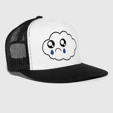 Sad Cloud - Trucker Cap