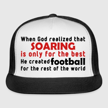 god soaring - Trucker Cap