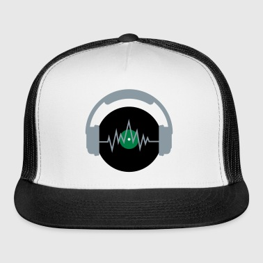 Listen to Music - Trucker Cap