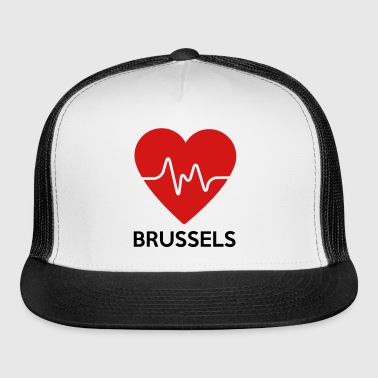 Heart Brussels - Trucker Cap