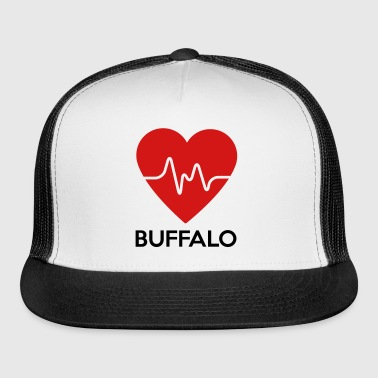 Heart Buffalo - Trucker Cap