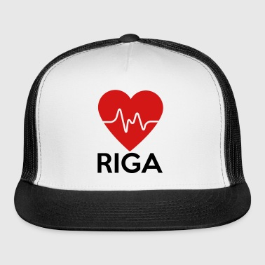 Heart Riga - Trucker Cap