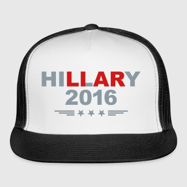 Truthful Hillary 2016 Hat - Trucker Cap