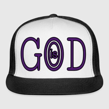 GOD IS GOOD! - Trucker Cap