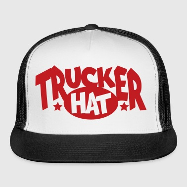 Trucker Hat Vector - Trucker Cap