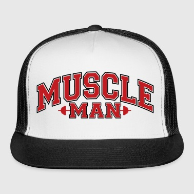 Muscle Man - Trucker Cap