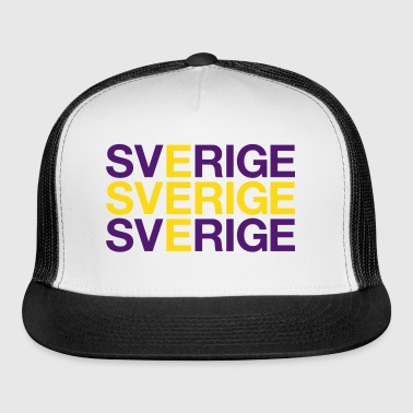 SWEDEN - Trucker Cap
