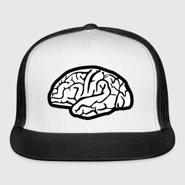 Brain, brains - Trucker Cap