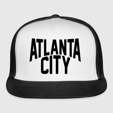 ATLANTA CITY - Trucker Cap