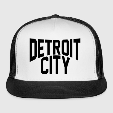 DETROIT CITY - Trucker Cap