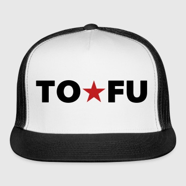 TOFU STAR - Trucker Cap