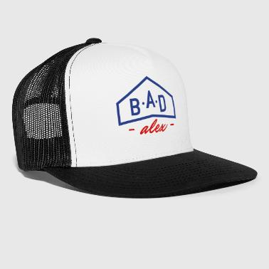 logo Bad Ass Drones - Trucker Cap