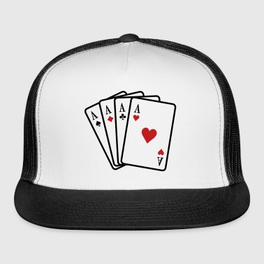 Poker - Trucker Cap