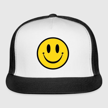 Old Skool Rave Smile - Trucker Cap