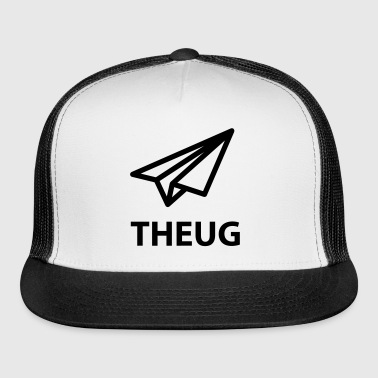 THEUG | The Urban Geek PAPER PLANE - Trucker Cap