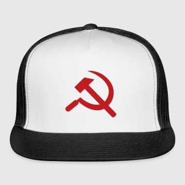 Hammer and Sickle - Trucker Cap