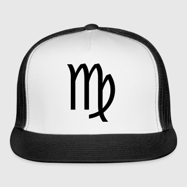 Virgo zodiac sign for Horoscope - Trucker Cap