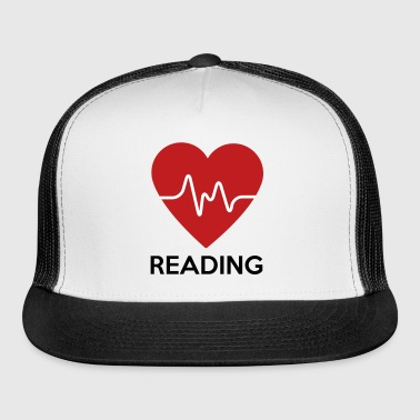 Heart Reading - Trucker Cap