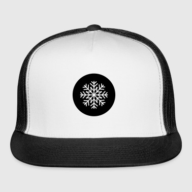 Snowflake Patch - Trucker Cap