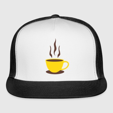 Coffee, Mug - Trucker Cap