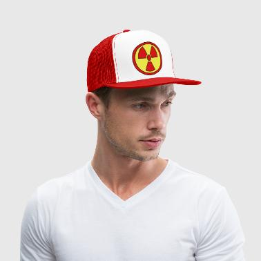 Super, Hero, Heroine, Super Radioactive - Trucker Cap
