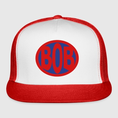 Super, Hero, Heroine, Super Bob - Trucker Cap