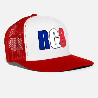 Motorsport RG8 - Trucker Cap