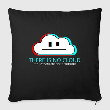 There is no Cloud - It`s just someone else´s Compu - Throw Pillow Cover