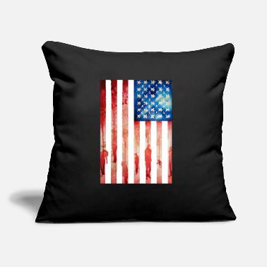 "New Age New Age of Slavery - Throw Pillow Cover 18"" x 18"""