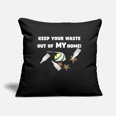 "Protection Of The Environment Protection of the Environment - Throw Pillow Cover 18"" x 18"""