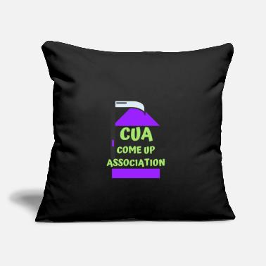 "CUA Cribbo - Throw Pillow Cover 18"" x 18"""