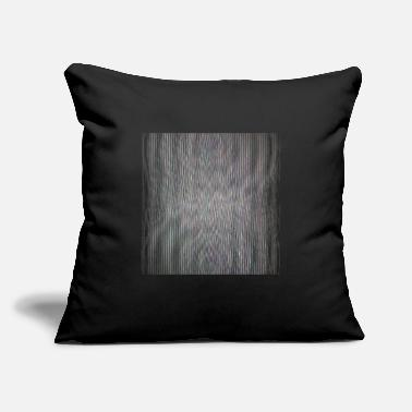 "Strip strip - Throw Pillow Cover 18"" x 18"""