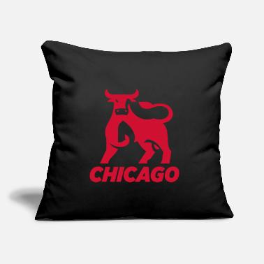 "We Are The 99 Percent bulls - Throw Pillow Cover 18"" x 18"""