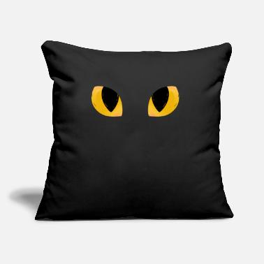 "Monster Eye Monster Eyes Halloween - Throw Pillow Cover 18"" x 18"""